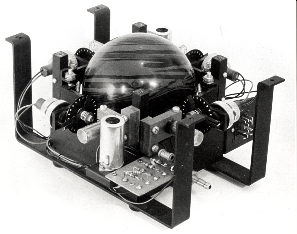 DATAR-Trackball